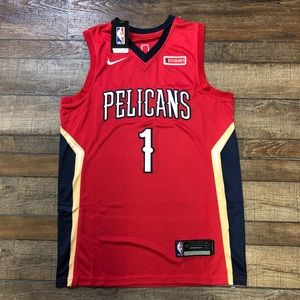 NWT Zion Williamson New Orleans Pelicans Jersey XL